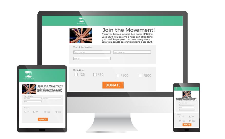 online donation software aplos