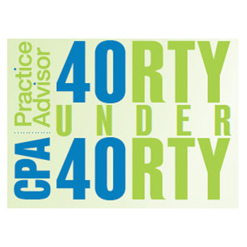 Forty Under Forty Award