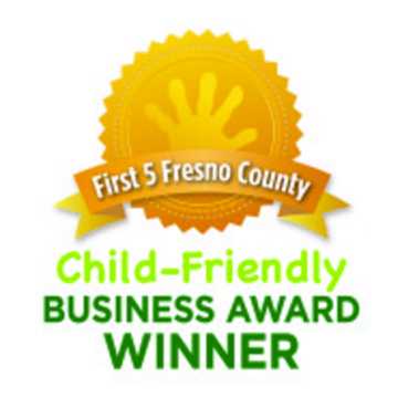 First Five Child Friendly Business